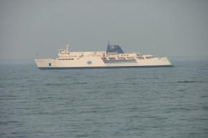 Chi Cheemaun (local ferry)