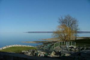 Georgian Bay (from harbor next door)